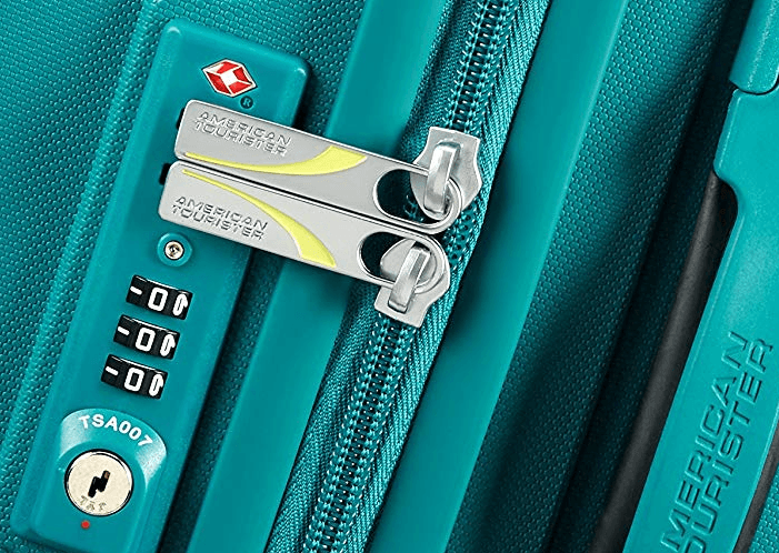 Seguridad american tourister skytracer